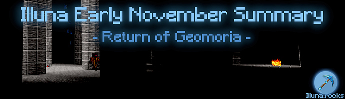 Geomoria Preview
